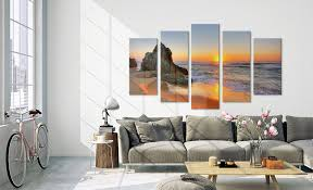 Split <b>canvas</b> prints | Up to 9 <b>panels</b> - with 3D Effect