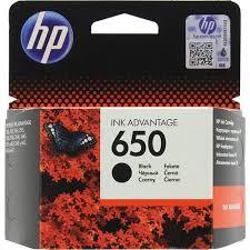 Оригинальный <b>картридж HP</b> CZ101AE (№<b>650</b>) пигментный ...