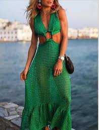 Best Offers maxi beach <b>see through dress</b> list and get free shipping ...