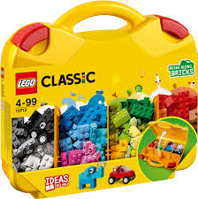<b>LEGO</b> Classic 10713 <b>Чемоданчик</b> для творчества и ...