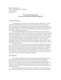 example proposal essay cover letter examples of proposal essays sample of proposal essays
