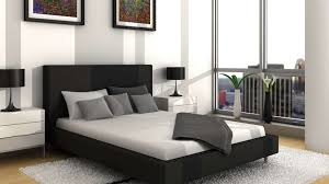 bedroomcool black white bedroom decor with white plain fabric bedsheet and black modern plain black white bedroom cool