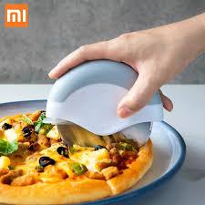 Xiaomi Mijia <b>HUOHOU Pizza Cutter Stainless</b> Steel Cake Knife ...