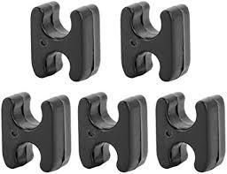 Delaman Scooter Accessories 5Pcs Cable Clip Spare ... - Amazon.com