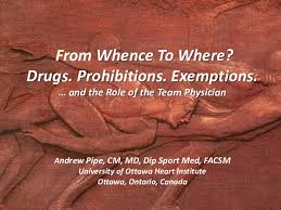 anti doping drugs in sport essay