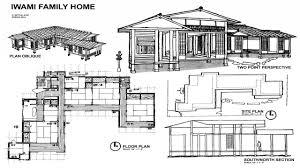 Traditional Japanese House Floor Plans Traditional Japanese