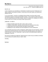 cover letter cover letters for administrative assistant cover cover letter best administrative assistant cover letter examples livecareer administration office support traditional xcover letters for