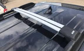 <b>Багажные поперечины</b> Inter Aero Star для рейлингов - Багажники ...