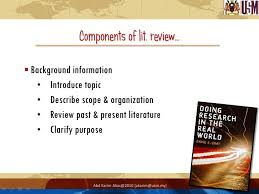 Strategies for Writing Literature Reviews Matt Weiss Graduate     Kings that are known from contemporary extra biblical sources are highlighted in yellow  Tentatively identified kings are