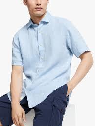 <b>Men's Short Sleeve</b> Shirts | John Lewis & Partners
