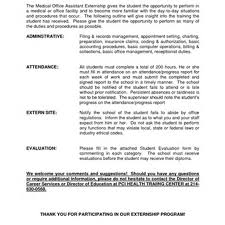 medical assistant externship resume   sales   assistant   lewesmrsample resume  medical assistant externship on resume pic
