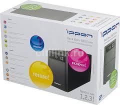 Купить <b>ИБП IPPON Back Basic</b> 850 Euro в интернет-магазине ...