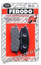 Дисковые тормозные колодки FERODO (мото) - Тормозные ...