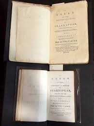 three elizabeths shakespeare criticism by women in the eighteenth montagu s essay exceptionally well it went through seven editions and was translated into french and italian shown here are first english and irish