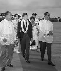 「1962年、皇太子夫妻アギナルド」の画像検索結果