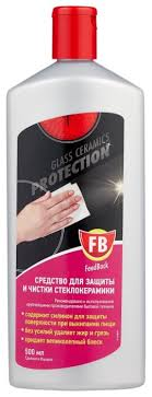 <b>Средство</b> для защиты и чистки стеклокерамики FeedBack ...