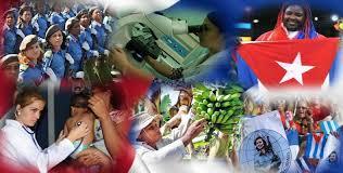 Resultado de imagen de mujeres cubanas educacion