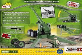 <b>Конструктор COBI</b> Пушка 155 mm Gun M1 <b>Long</b> Tom