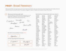 fuze branding brainstorm worksheet tips for naming your business small business naming brainstorm worksheet brand personality