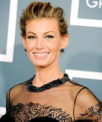 Faith Hill attends the 55th Annual GRAMMY Awards at STAPLES Center on February 10, 2013 in Los Angeles, California. Credit: Steve Granitz/WireImage.com - 1360588350_faith-hill-braces-article