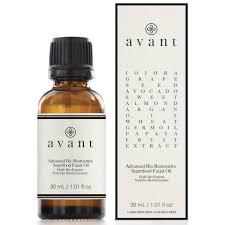 <b>Восстанавливающее питательное масло для</b> лица Avant ...