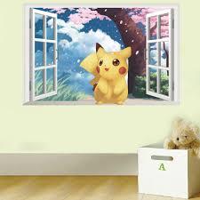Pokemon Bedroom Decor Online Buy Wholesale Pokemon Bedroom Decor From China Pokemon