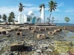 white mosque by the bay in tawi tawi pinoyontheroad tawi tawi white mosque by the bay what to see in tawi tawi
