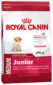 <b>Корм для щенков</b> Royal Canin 15 кг (для средних пород) — купить ...