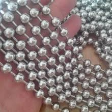 Buy <b>6mm</b> ball chain and get free shipping on AliExpress.com