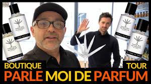 <b>Parle Moi De Parfum</b> Paris Boutique + Brand Tour With Benjamin ...