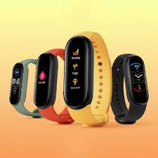 [BT 5.0]Original Xiaomi <b>Mi band 5</b> 1.1 Inch AMOLED Wristband ...