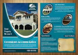 property management flyer design galleries for inspiration accommodation flyer design by sd web creation
