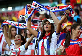 Image result for costa rica fans
