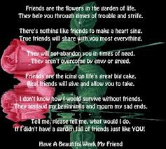 sad friend poems that make you cry | Best Friend Will | Places to ... via Relatably.com