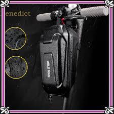 [COD] <b>WILD MAN</b> EVA Hard Shell Bag Electric Scooter <b>Front</b> ...