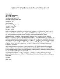 best teacher cover letter examples livecareer resume formt sample cover letter for applying for teaching job cover letter for