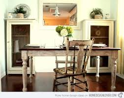 decor shabbychic table charming shabby chic kitchen