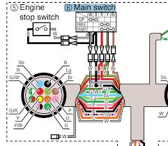 yamaha 05 f115tlrd here is a wiring diagram this will help explain how it works