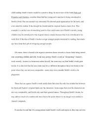 pride  prejudice and zombies essay