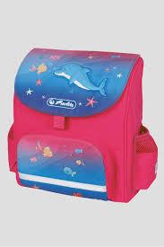 <b>Ранец дошкольный</b> mini softbag little dolphin <b>Herlitz</b> - купить, цена ...