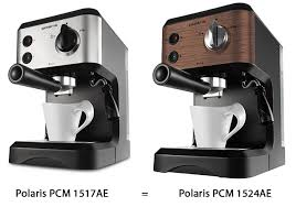 Рожковые <b>кофеварки Polaris PCM</b> 1517AE и PCM 1524AE, а ...