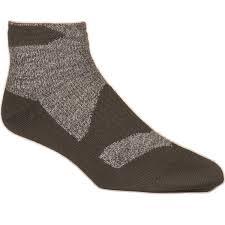 Sealskinz Stretchdry Waterproof <b>Ankle Socks</b>, <b>1 Pair</b> — Gempler's