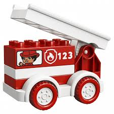 <b>Конструктор Lego Duplo Пожарная</b> машина - Акушерство.Ru