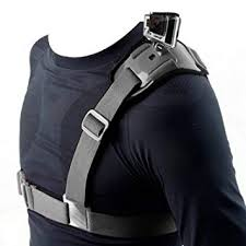Buy mobilegear Adjustable <b>Shoulder Strap Mount</b> Chest Harness ...