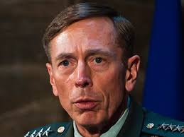Former CIA director and U.S. forces commander David Petraeus is joining private equity firm KKR, according to Bloomberg's Devin Banerjee. - david-petraeus