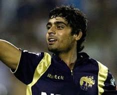 Iqbal Abdulla, the Mumbai left-arm spinner, has signed a two-year deal with Kolkata Knight Riders ahead of the fourth season of the IPL. - Iqbal-Abdulla-kkr