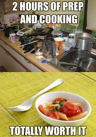 Cooking Meme   Funny Pictures, Quotes, Memes, Jokes via Relatably.com