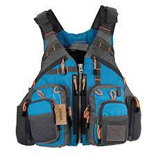 Lixada Fly Fishing Vest,Fishing Safety Life Jacket ... - Amazon.com