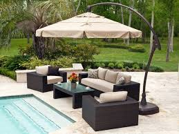 brown wicker outdoor furniture dresses: barbados resin wicker  pc seating group at chair king