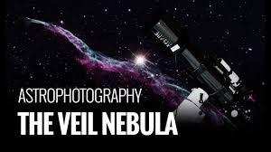 Astrophotography - Let's Photograph the <b>Veil Nebula</b> - YouTube